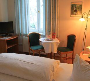 Kleines Doppelzimmer Hoffmanns Gästehaus