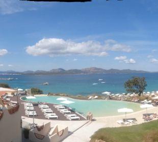 Ausblick CalaCuncheddi Resort & Marina