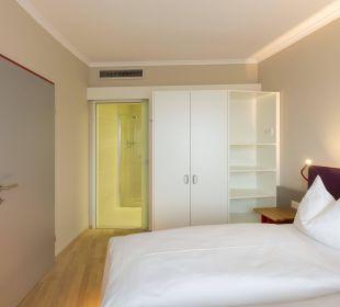 Doppelzimmer zur Einzelnutzung All In Red Thermenhotel