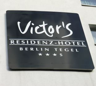 Logo Victor's Residenz Hotel Berlin Tegel