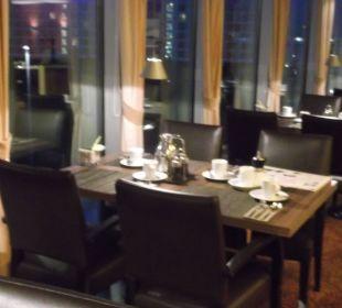 Frühstück Sheraton Düsseldorf Airport Hotel