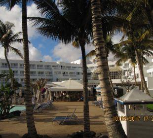 Gartenanlage Hotel Hipotels La Geria