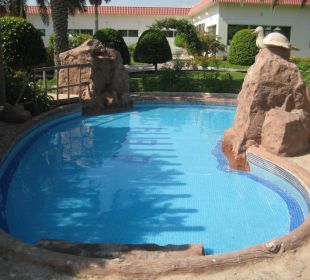 Kinderbecken Hotel Flamingo Beach Resort