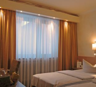 Twin Doppelzimmer Typ standard City Hotel Ost am Kö Augsburg
