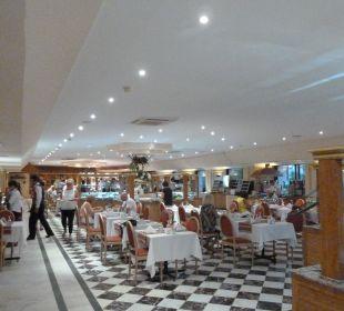 Schöne Atmosphäre im Restaurant Hotel Aqua