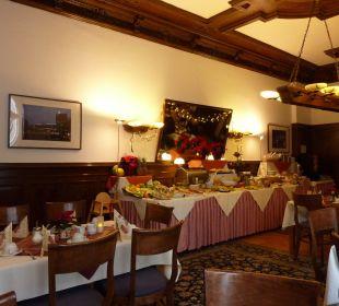 Frühstücksbuffet Hotel Tiergarten Berlin
