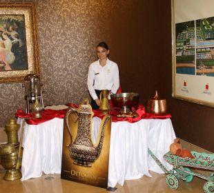 Türkischer Abend Hotel Royal Dragon