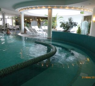 Pool Grand Hotel Binz by Private Palace Hotels & Resorts