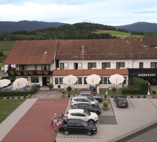 Parkplatz Landhotel Rappenhof