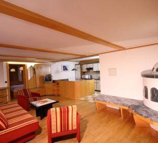 Appartement Typ D Hotel Landhaus Edelweiss