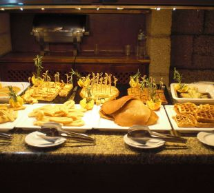 Veschiedene leckeren Sachen Gran Tacande Wellness & Relax Costa Adeje