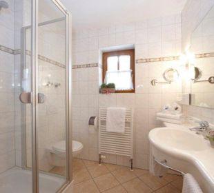 Badezimmer AKZENT Hotel Schatten