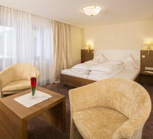 Doppelzimmer Komfort Hotel Post