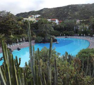 Blick vom Restaurant Hotel Hacienda San Jorge