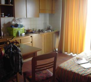 Küchenzeile Hotel Residence Castelli