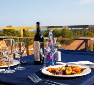 Restaurant views/ restaurant aussblick Hotel Don Antonio