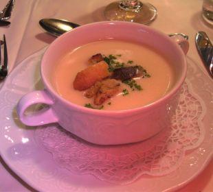 Suppe Hotel Silbertal