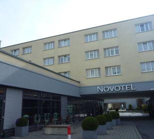 Architektur nicht so toll Hotel Novotel München City