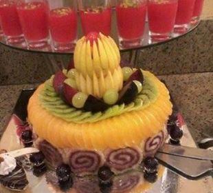Fruchtiger Kuchen