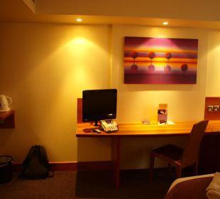 Gemütlich Hotel Premier Inn London Wembley Stadium