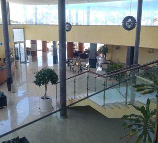 Rezeption Hotel Las Costas