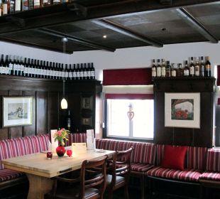 Bauernstube im Restaurant Hotel Haus Litzbrück