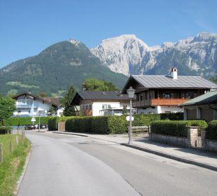 Gebirgsjägerstrasse Gästehaus Watzmannblick
