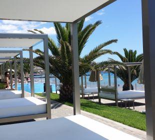 Gartenanlage Hotel Riu Palace Tenerife