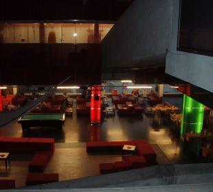 Restaurant Hotel Cube Savognin