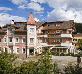 Aussenaufnahme Hotel Blitzburg