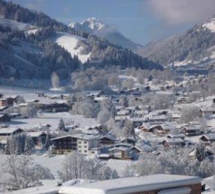 Niederau im Winter 2012 Hotel Sonne