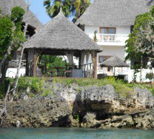 Honeymoon-Pavillon Temple Point Resort
