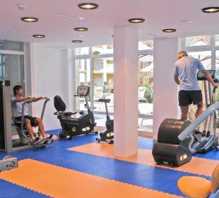 Gym Hotel Cordial Mogán Playa