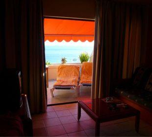 Herrlicher Ausblick Hotel Rocamar Beach