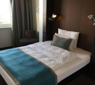 Gemütliches Zimmer Motel One Nürnberg-City