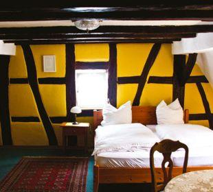 Zimmer mit Fachwerk Hotel Goethe