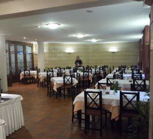 Frühstücksraum Hotel Fortezza