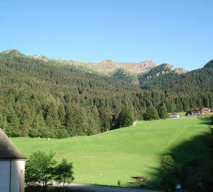 Balkonsicht Gasthof zum Hirschen