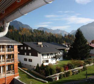 Vom Balkon nach Süden Hotel Exquisit