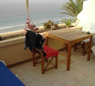 Die Terrasse Hotel Rocamar Beach