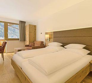 Doppelzimmer - Saphir - superior Hotel Kristall