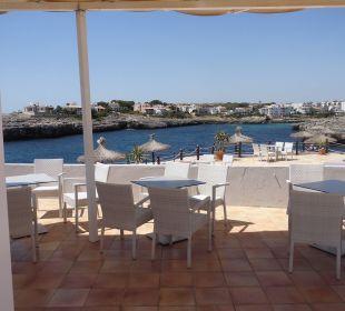 Hier ließ sich bestens speisen! JS Hotel Cape Colom