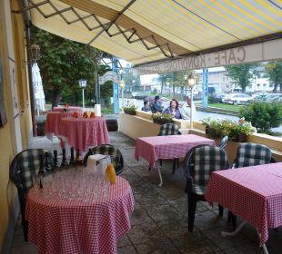 Terrasse Haus 2 Hotel Luitpold am See 1&2