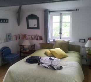 La chambre B&B Aux Rives de Honfleur