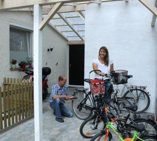 Fahrradstadel Mein Landhaus