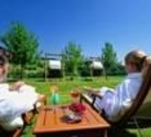 Ausblick vom Balance-Garten ins Angelbachtal  Landhotel Talblick