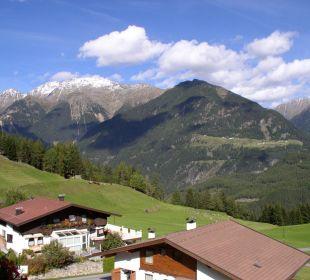 Balkonblick Alpengasthof Köfels