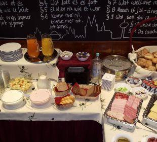 Frühstück Hotel Wester
