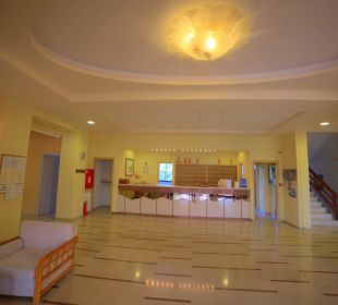 Reception Hotel Livadi Nafsika