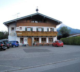 Gasthof-Pension Watzmannblick Gästehaus Watzmannblick